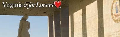 Virginia is for lovers: honoring veterans